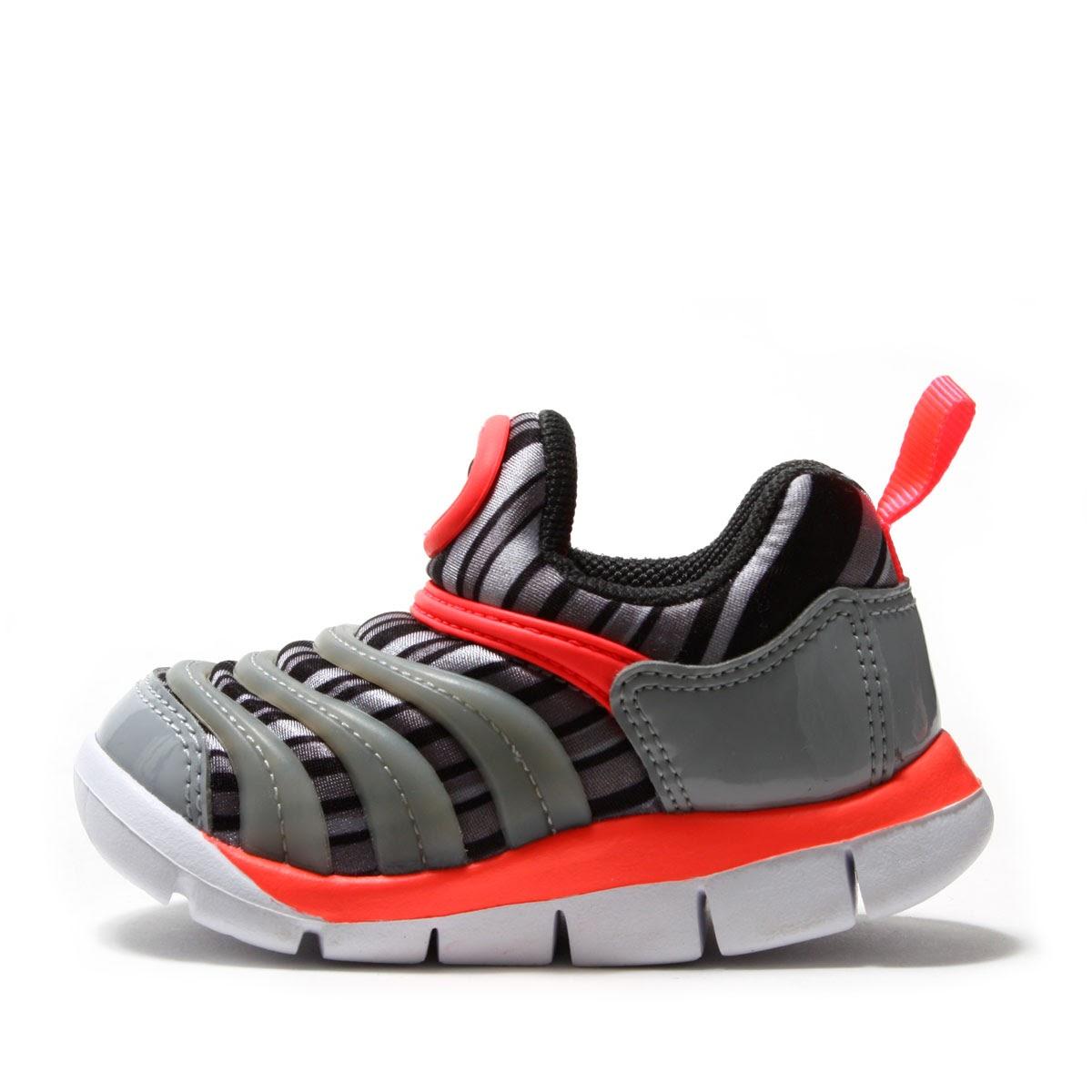 8ce163a9395a5 NIKE DYNAMO FREE PRINT (TD) (Nike dynamo-free print TD) ANTHRACITE WHITE-HOT  PUNCH-WOLF GREY 17FA-I