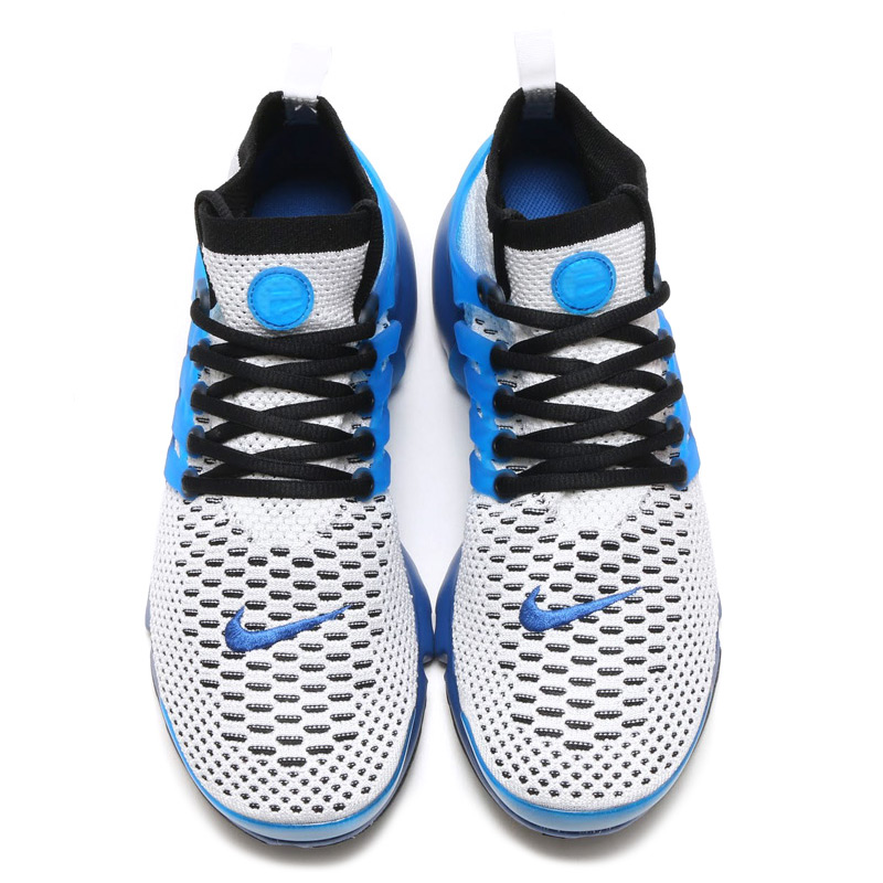 92c02cbe15c1 NIKE AIR PRESTO FLYKNIT ULTRA (Kie Ney apr strike fly knit ultra) ATLANTIC  BLUE WHITE-BLACK 16SU-I