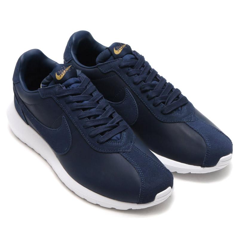 buy online 185c2 32324 NIKE ROSHE LD-1000 PREMIUM QS (Nike Ros LD-1000 premium QS)  OBSIDIAN WHITE-METALLIC GOLD 16SU-S