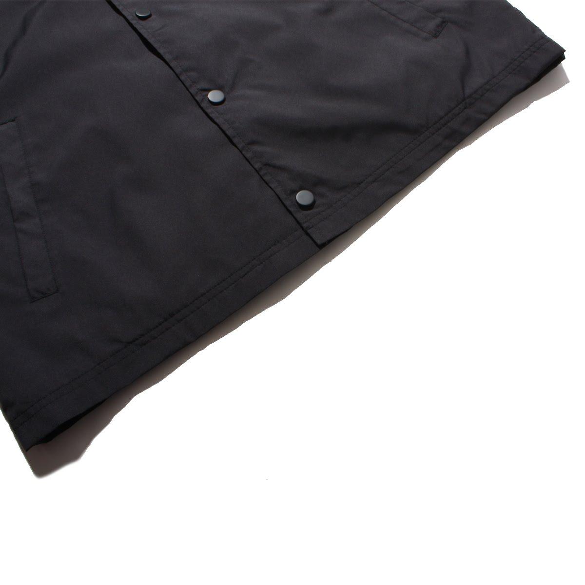 8e60dbbc9549f4 NIKE JUMPMAN COACHES JKT (Nike Jordan jump man coach jacket) BLACK WHITE  18SP-I