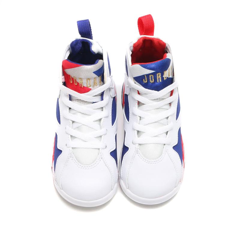 the latest 5619b 1c2c0 Toddler Nike Air Jordan 7