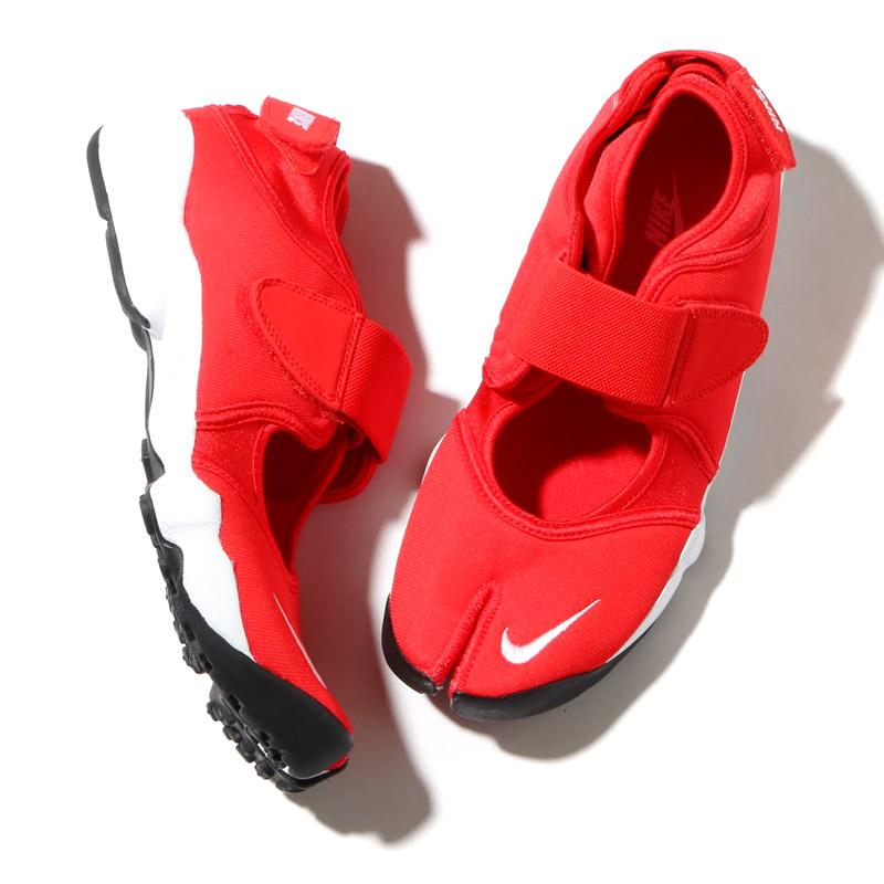 NIKE AIR RIFT MTR (Nike Air rift MTR) CHALLENGE RED/WHITE-BLACK 16SU-S