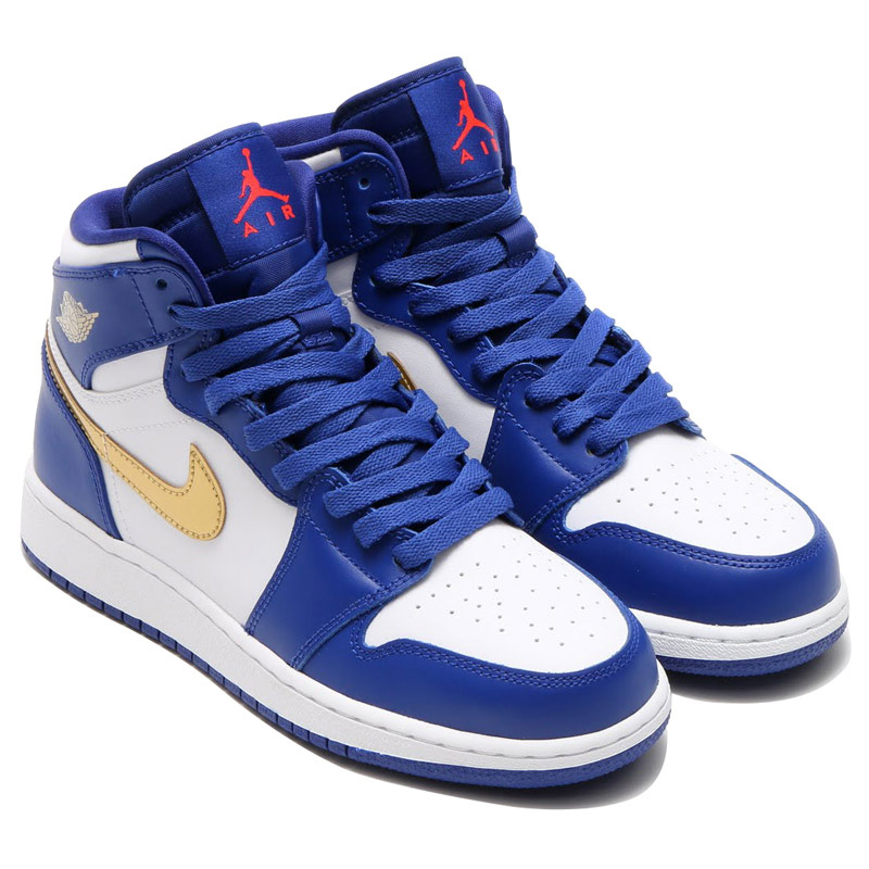 Air Jordan Retro 1 Olympic Metal Blue  deb1cc503f60