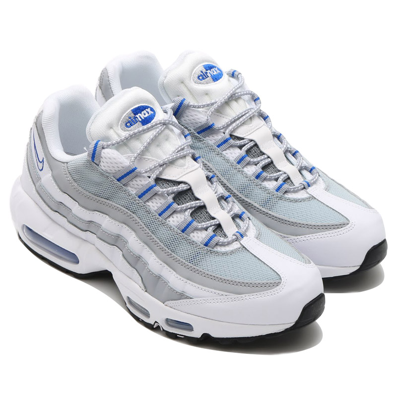 huge selection of e27a1 785d9 NIKE AIR MAX 95 ESSENTIAL (Nike Air Max 95 essential) WHITEWHITE- ...