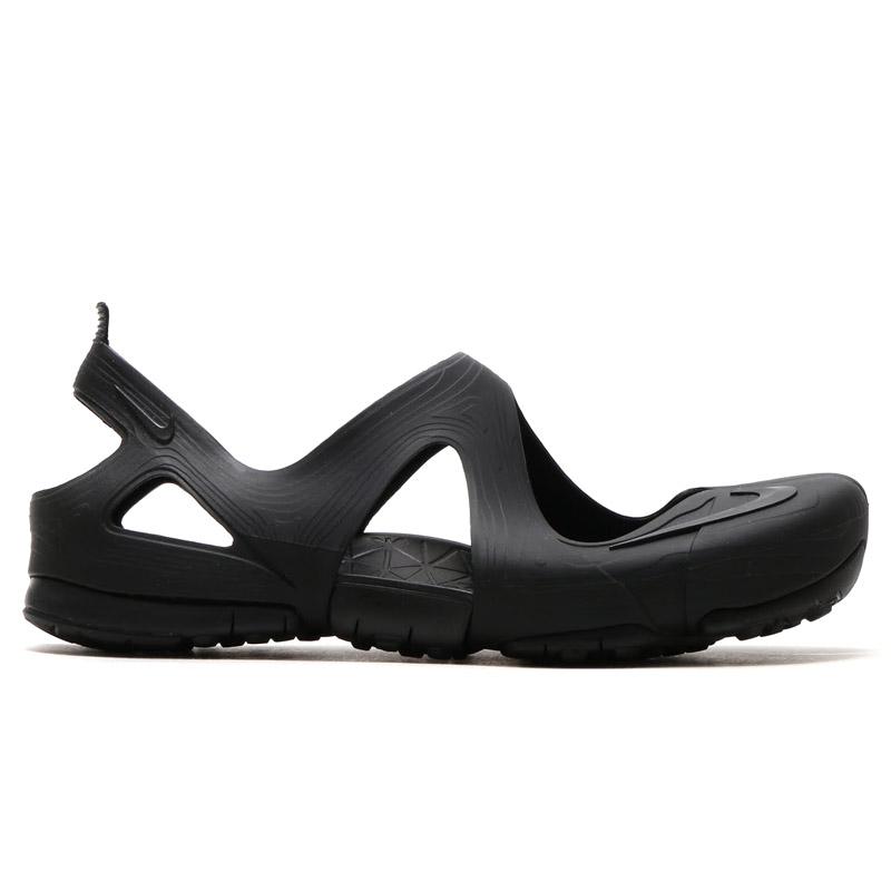 耐克公司免费裂谷凉鞋 SP (凉鞋耐克免费电梯 SP)/黑色 16SU-S