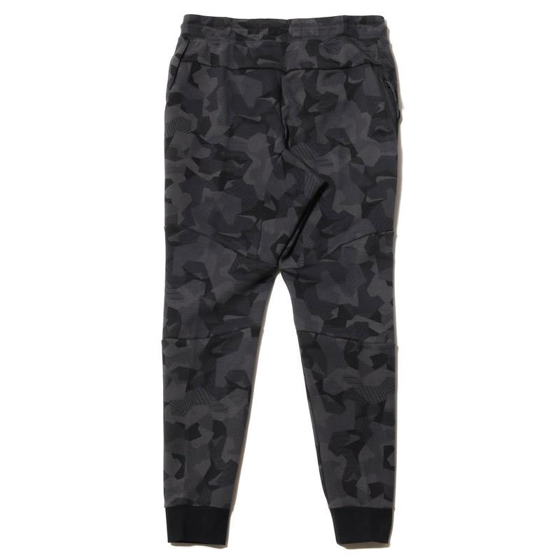 耐克科技羊毛 AOP 慢跑裤 (耐克科技羊毛 AOP 慢跑裤) 3 色发展 16 FA-我