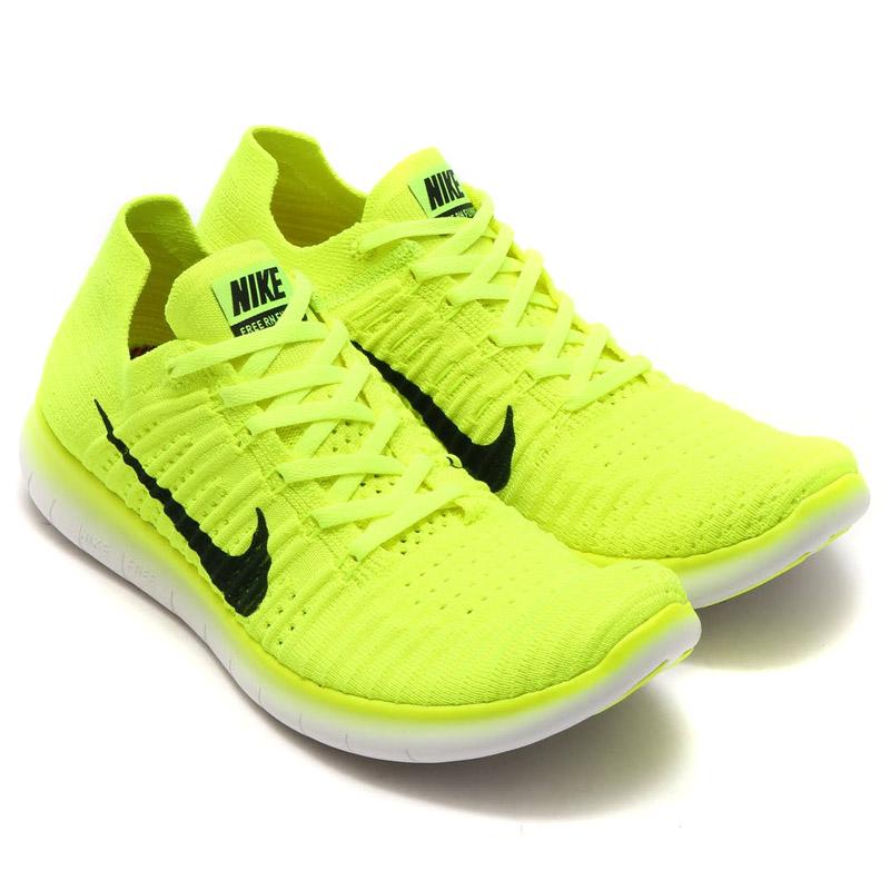 check out 94233 ffd47 NIKE FREE RUN FLYYNIT MS (Nike free run MS Flint) VoltBLCY- Nike Free RN  Flyknit ...