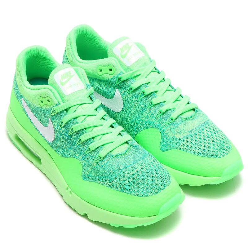 nike air max flyknit verde