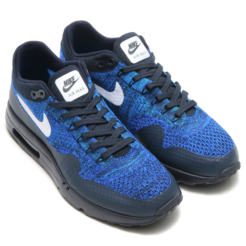 air max 1 ultra flyknit dark obsidian