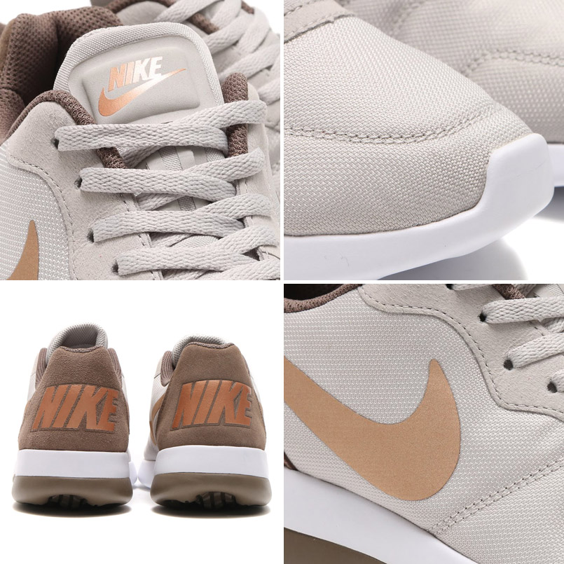 3f3e068181 NIKE WMNS MD RUNNER 2 LW (Nike Womens MD runner 2 LW) LT IRON ORE MTLC RED  BRONZE-PALOMINO-WHITE 16HO-I