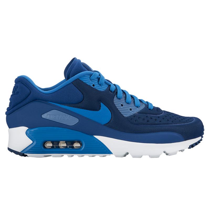 NIKE AIR MAX 90 ULTRA SE (Nike Air Max 90 ultra SE) COASTAL BLUE/STAR BLUE-OCEAN FOG-WHITE 16FA-I
