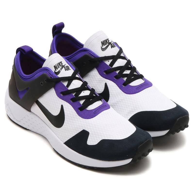 ★SALE ★ NIKE ZOOM LITE QS (Nike zoom light QS) WHITEBLACK COURT PURPLE BRIGHT CITRUS 16FA S