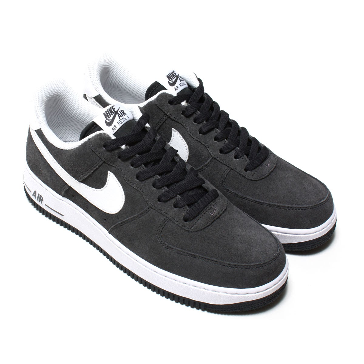 quality design 60d86 d7de3 NIKE AIR FORCE 1  07 (Nike Air Force 1 07) (ANTHRACITEWHITE) 17 SP-I