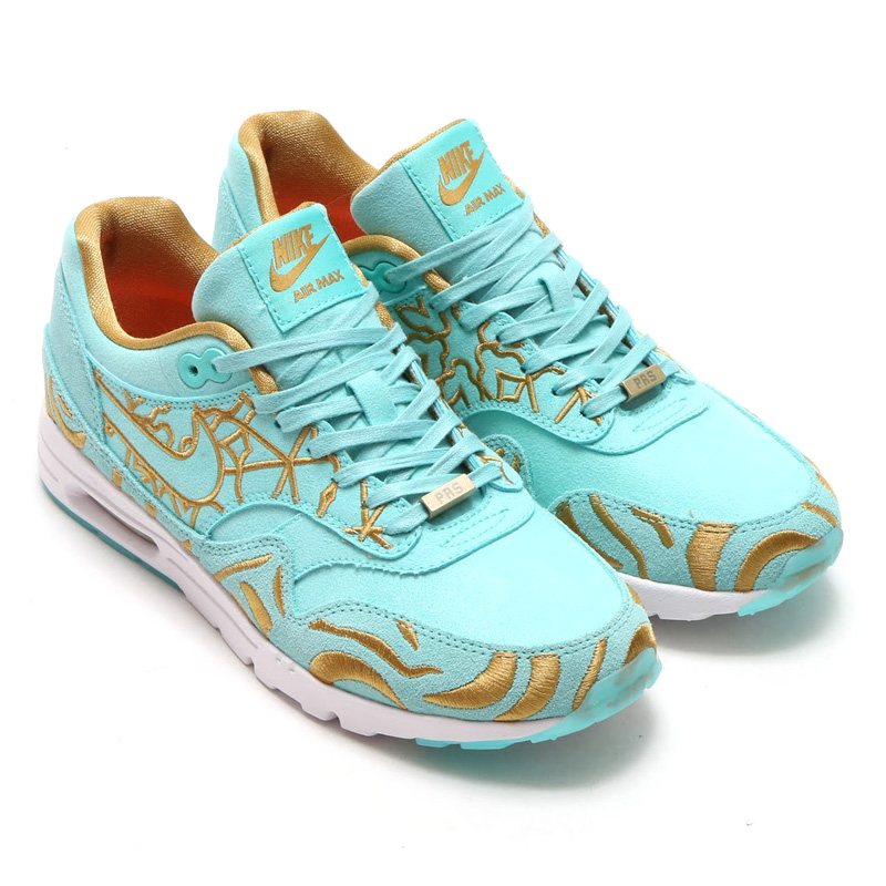 low priced b974b 554d5 atmos pink NIKE WMNS AIR MAX 1 ULTRA LOTC QS (Nike wmns Air Max 1 ultra)  (ISLAND GREENISLAND GREEN-FIT)  Rakuten Global Market