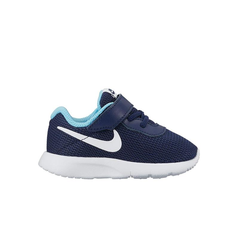 NIKE TANJUN (TDV) (Nike Tanjung TDV) (BINARY BLUE/WHITE-VIVID SKY-WHITE) 17  SP-I