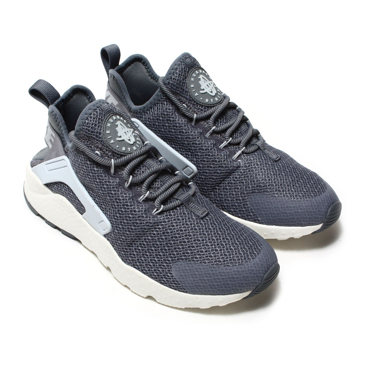 sports shoes 2d2da 794cd NIKE W AIR HUARACHE RUN ULTRA (ナイキウィメンズエアハラチランウルトラ) COOL GREY ...