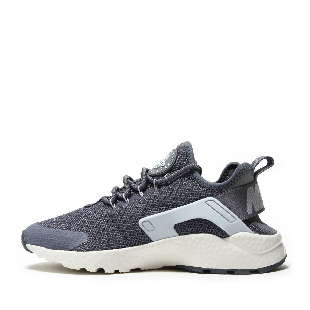 online retailer 425b1 cc296 NIKE W AIR HUARACHE RUN ULTRA(naikiuimenzueaharachiranurutora)COOL GREY PURE  PLATINUM-SUMMIT WHITE 18SP-I