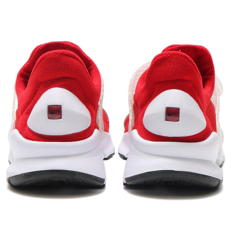 355a7669980 atmos pink  NIKE SOCK DART (Nike sock DART) GYM RED BLACK-WHITE 16HO ...