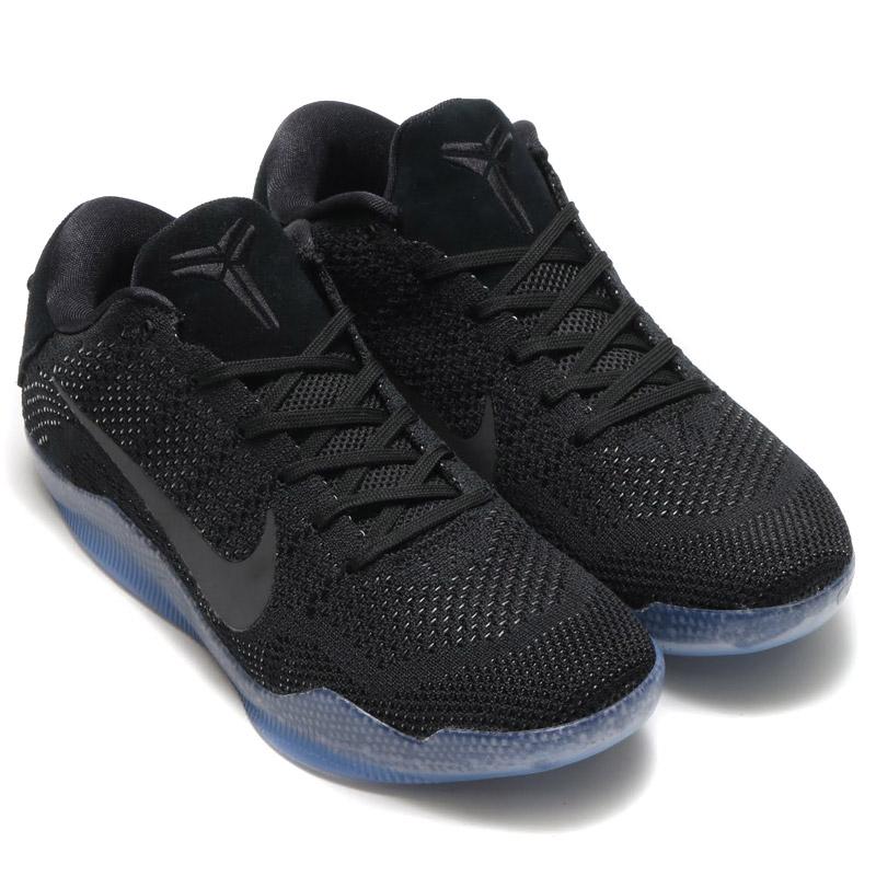 NIKE KOBE XI ELITE LOW (elite Nike Kobe XI Lowe) BLACK/BLACK-