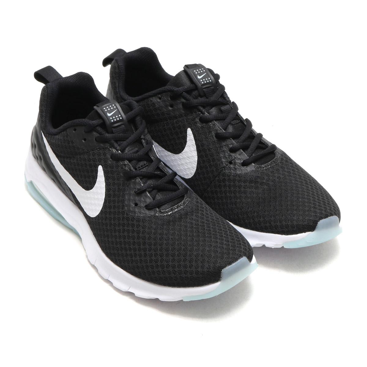 atmos pink  NIKE AIR MAX MOTION LW (Nike Air Max motion LW) BLACK WHITE  17SP-I  22528dae5