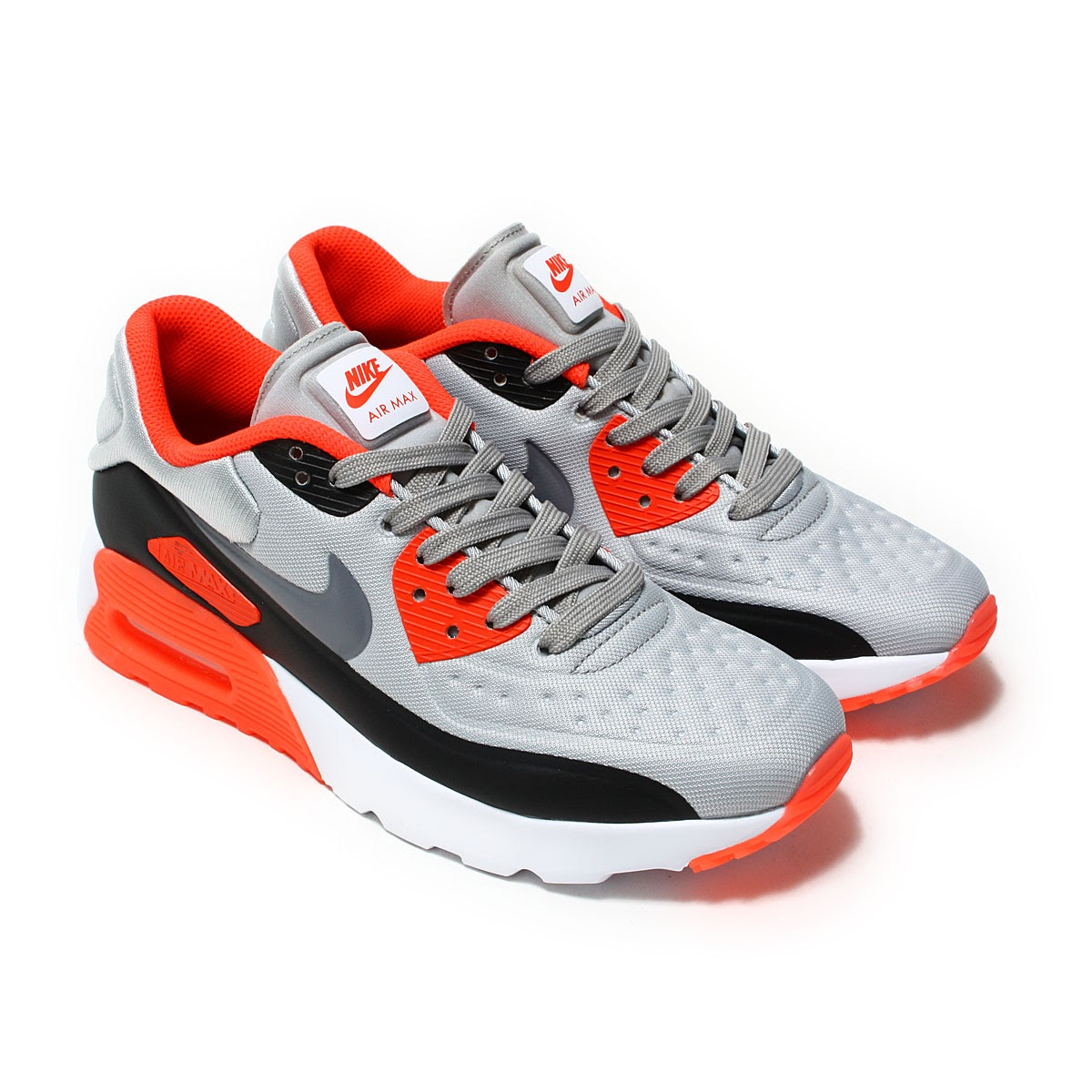 exclusive range uk cheap sale differently NIKE AIR MAX 90 ULTRA SE GS (나이키 에어 막스 90 울트라 SE GS) WHITE/GREY/INFRARED 18  SP-I