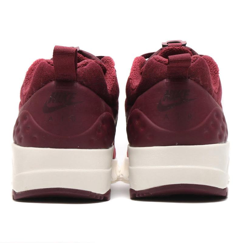 NIKE WMNS NIKE AIR MAX MOTION LW SE (Nike women's Air Max motion LW SE) NIGHT MAROON/NIGHT MAROON-SAIL 16HO-I