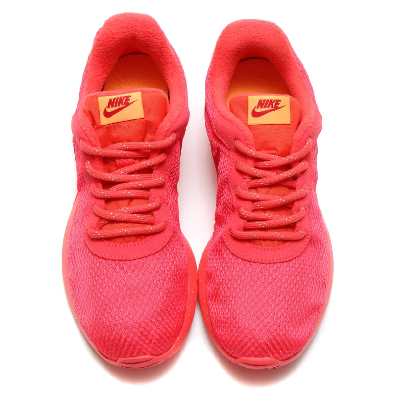 NIKE WMNS TANJUN SE (Nike women's Tanjung SE) EMBER GLOW/GYM RED-PEACH CREAM  16HO-I