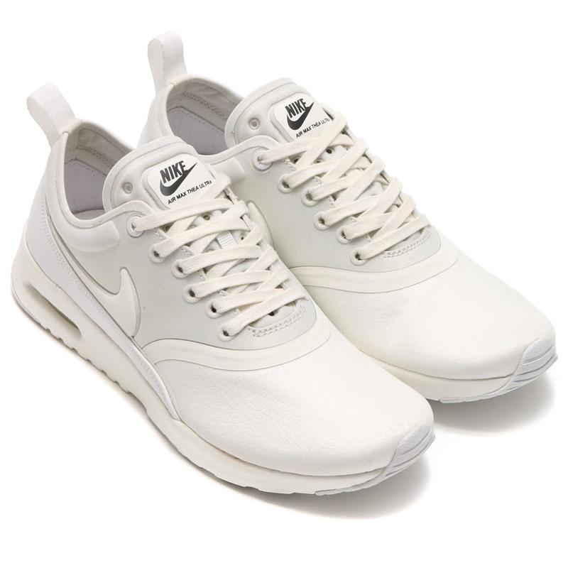 NIKE WMNS AIR MAX THEA ULTRA PRM (Nike women s Air Max Shea ultra premium)  SUMMIT WHITE SUMMIT WHITE-SUMMIT WHITE 16HO-I 3b7135ed8c70