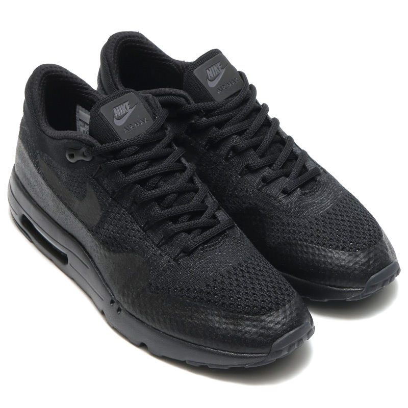 f712abfc030 atmos pink  NIKE AIR MAX 1 ULTRA FLYKNIT (Nike Air Max 1 ultra Flint) BLACK  BLACK-ANTHRACITE 16HO-I
