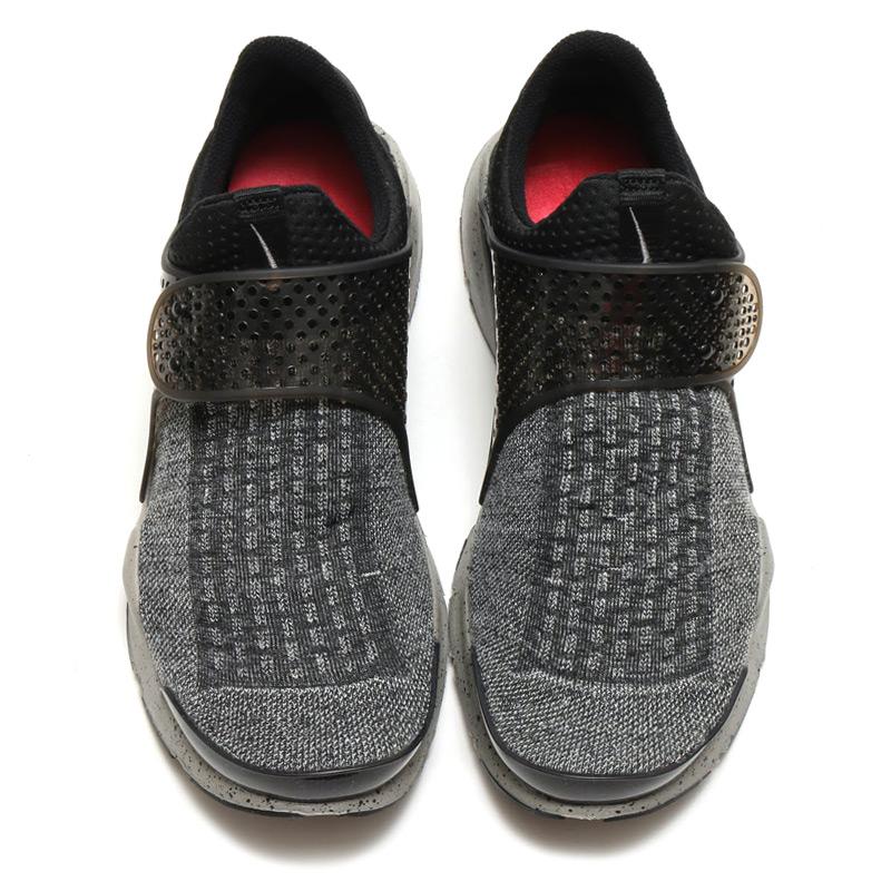 brand new dda12 b3a31 NIKE SOCK DART SE PREMIUM Nike sock dirt SE BLACKWHITE-UNIVERSITY RED-DUST  16HO-I