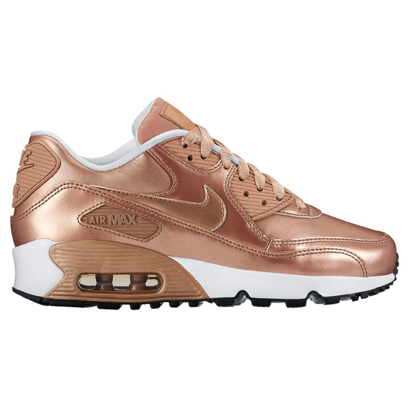 nike air max 90 metallic bronze