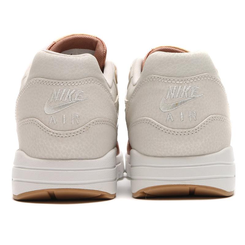 new style 6426f 60fd7 NIKE WMNS AIR MAX 1 ULTRA SE (Nike wmns Air Max 1 ultra SE) LIGHT  BONELIGHT BONE-MTLC RED BRONZE 16HO-I