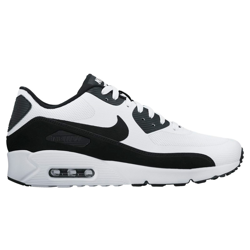black and white air max 90 ultra