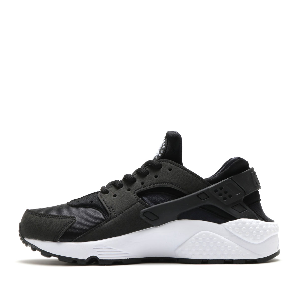64a884c0bc659 Super Sale duration limited ☆ shop all targets! Point up to 20 times! NIKE  WMNS AIR HUARACHE RUN (Nike wmns air halti) (BLACK BLACK-WHITE) 17 SP-I