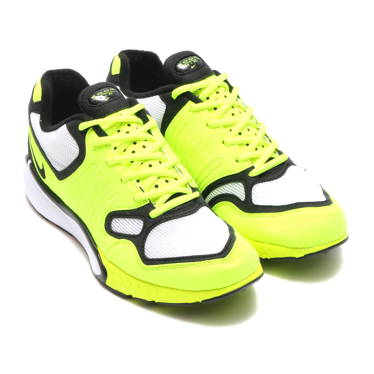 989eff612581 NIKE AIR ZOOM TALARIA  16 (Nike air zoom talaria 16)  (WHITE BLACK-VOLT-WHITE-CHILE RED) 17SP-I