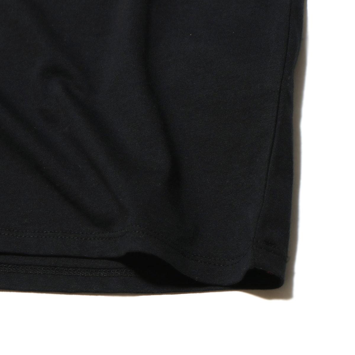 NIKE TOKYO SWOOSH PRINT TEE (ナイキトウキョウスウッシュプリント T-shirt) (BLACK) 17SU-I