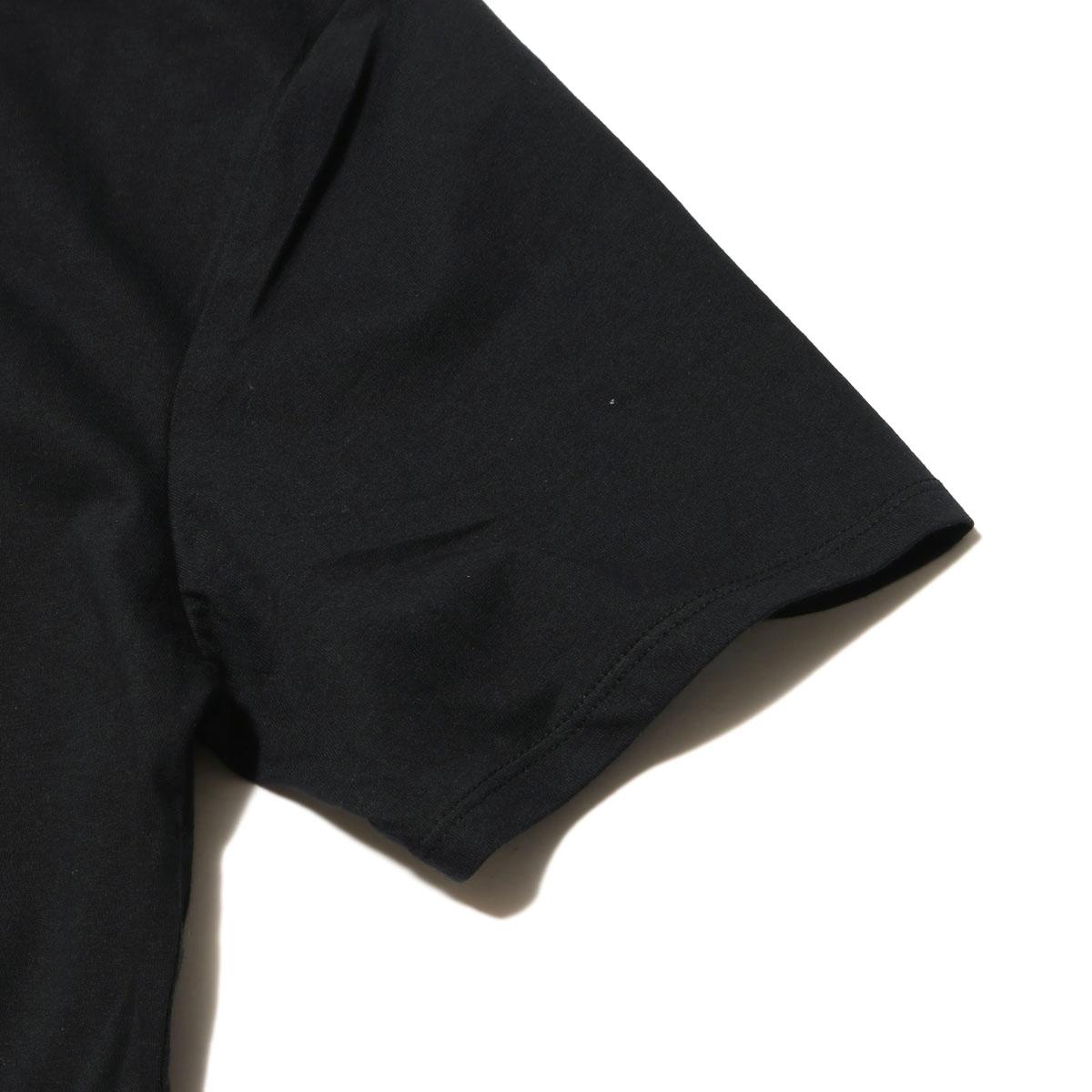 NIKE OSAKA SWOOSH PRINT TEE (ナイキオオサカスウッシュプリント T-shirt) (BLACK) 17SU-I