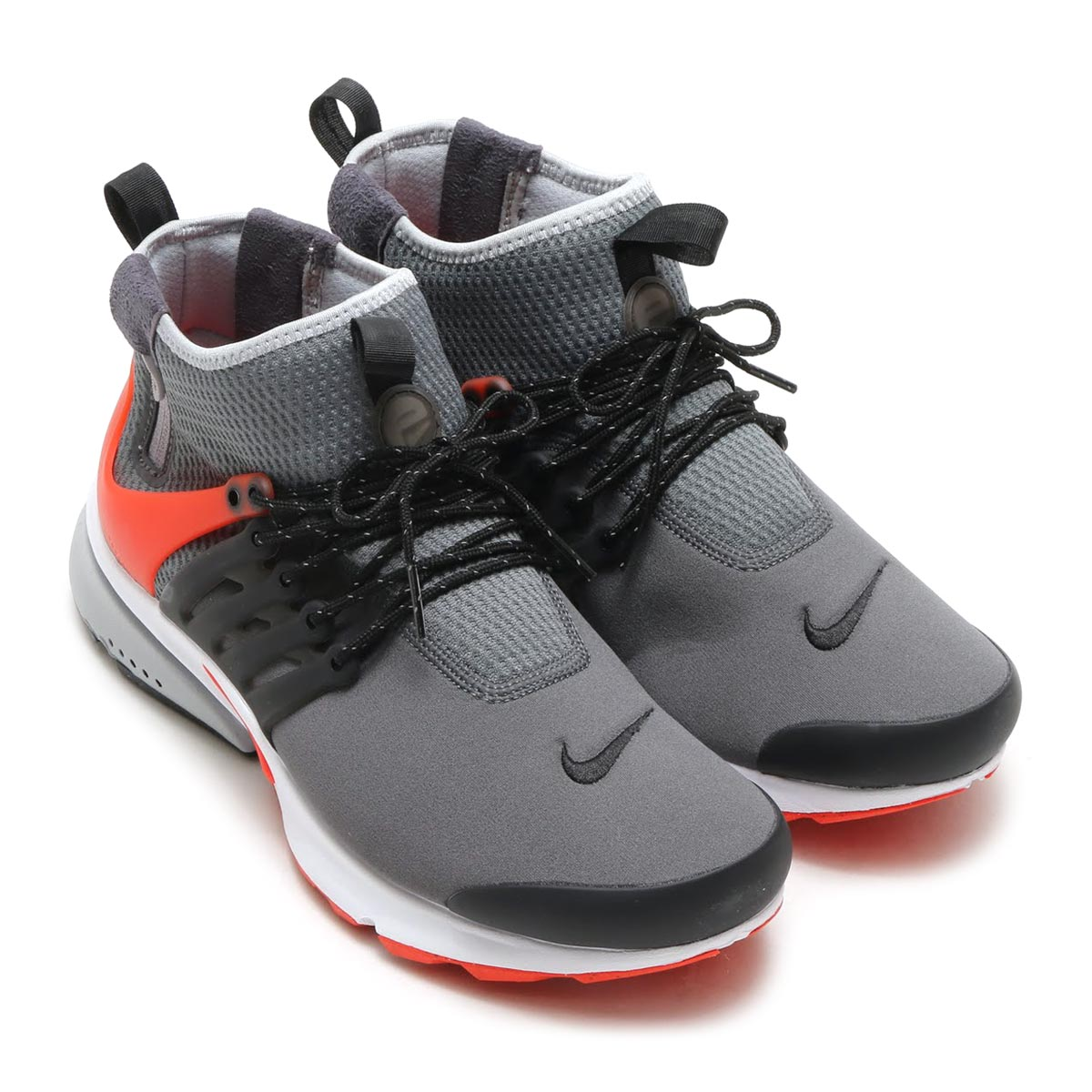 wholesale dealer 4db72 24549 ... store nike air presto mid utility kie ney apr strike mid utility dk  grey max orange