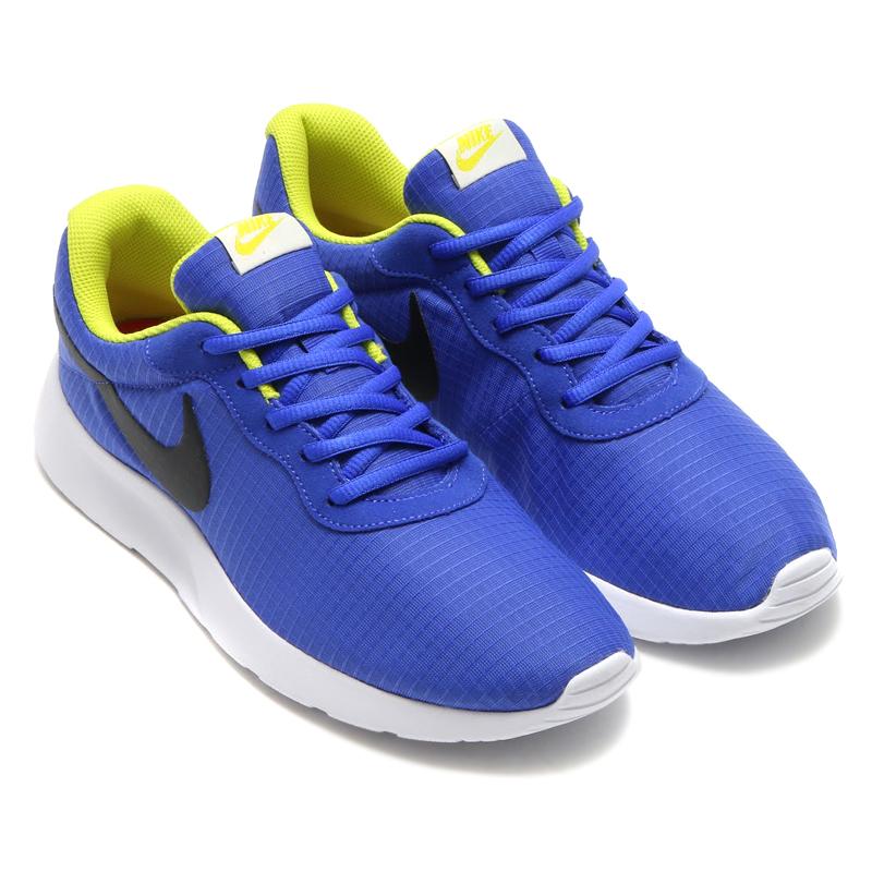 new styles 36a0c 87e43 ... spain nike tanjun prem nike tanjung premium paramount blue black white  lt bone electrolime 17 sp