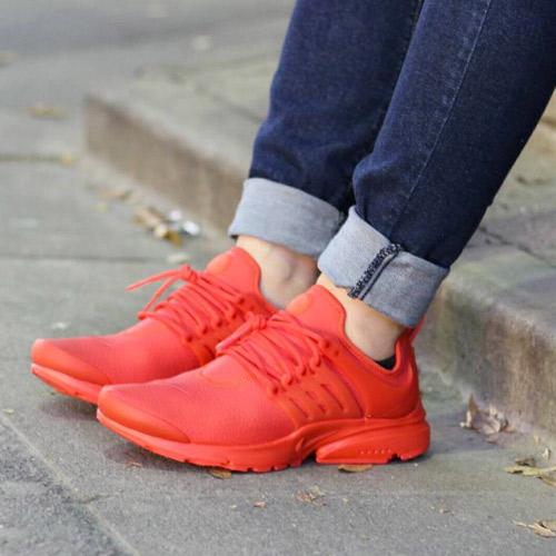 the best attitude 27e31 66277 nike air presto womens orange
