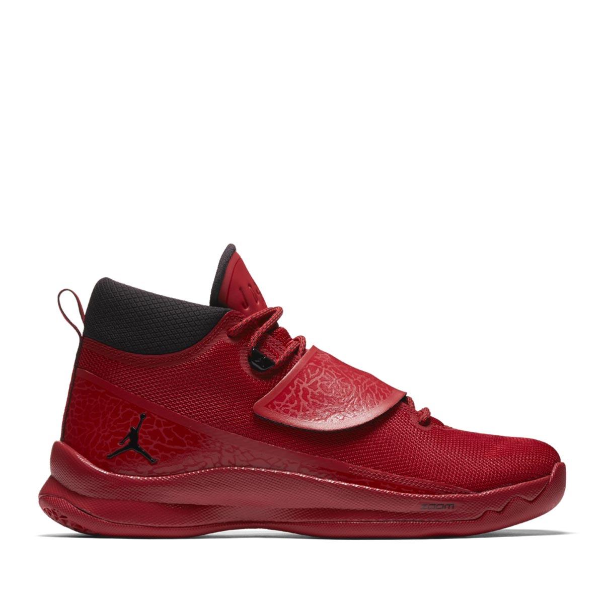 pretty nice c8e9a e7933 NIKE JORDAN SUPER.FLY 5 PO (Nike Jordan super fly 5 PO) GYM RED BLACK-GYM  RED 17SP-I