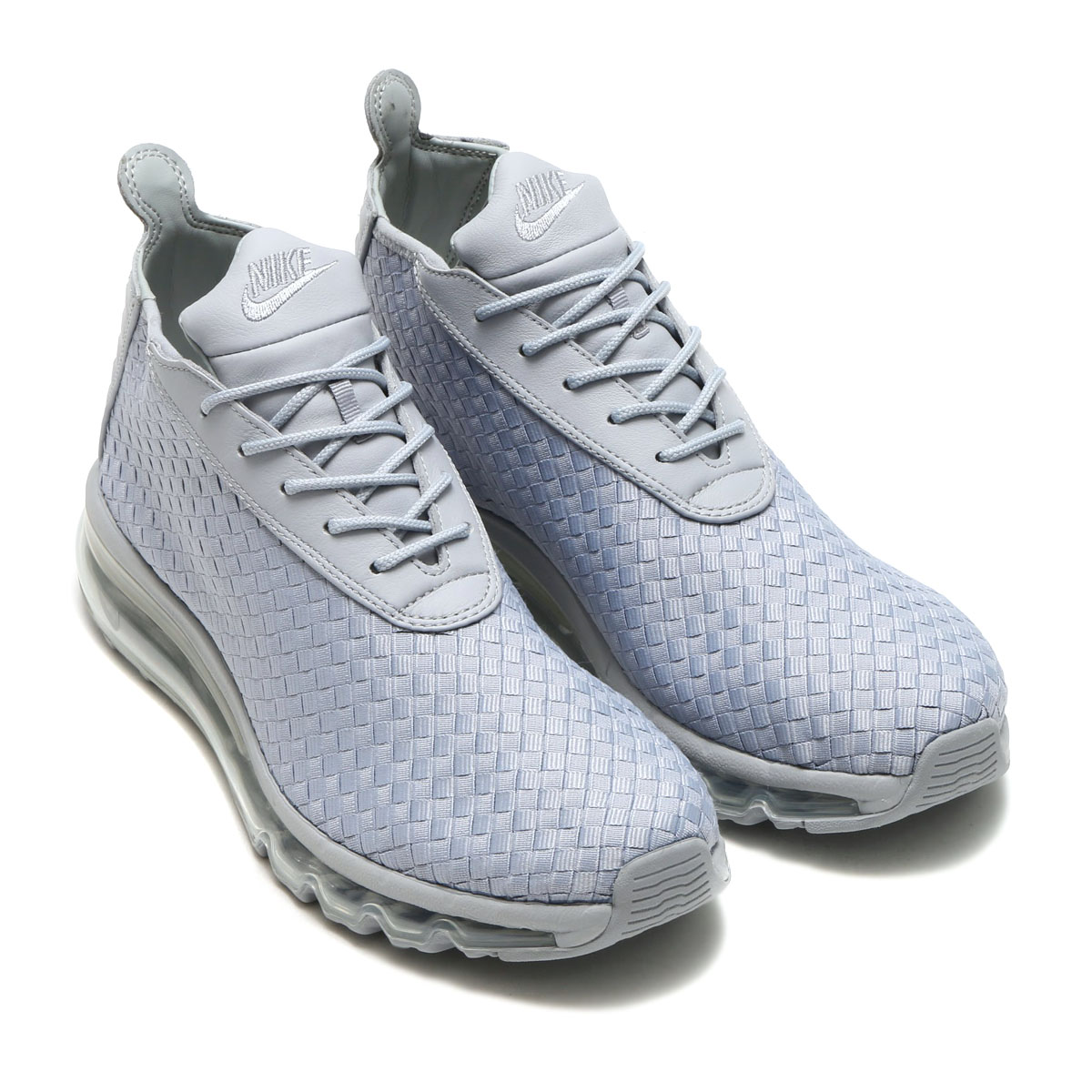 big sale eddbb 6177d The appearance of the HYBRID model who matched 360 AIR MAX touring with  upper of AIR WOVEN BOOT. The nu modern AIR MAX-style that merged クッショニング of  ...
