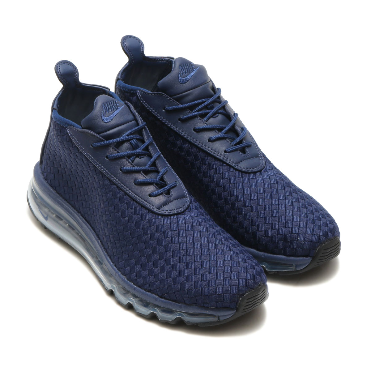 big sale 612fd edde1 The appearance of the HYBRID model who matched 360 AIR MAX touring with  upper of AIR WOVEN BOOT. The nu modern AIR MAX-style that merged クッショニング of  ...