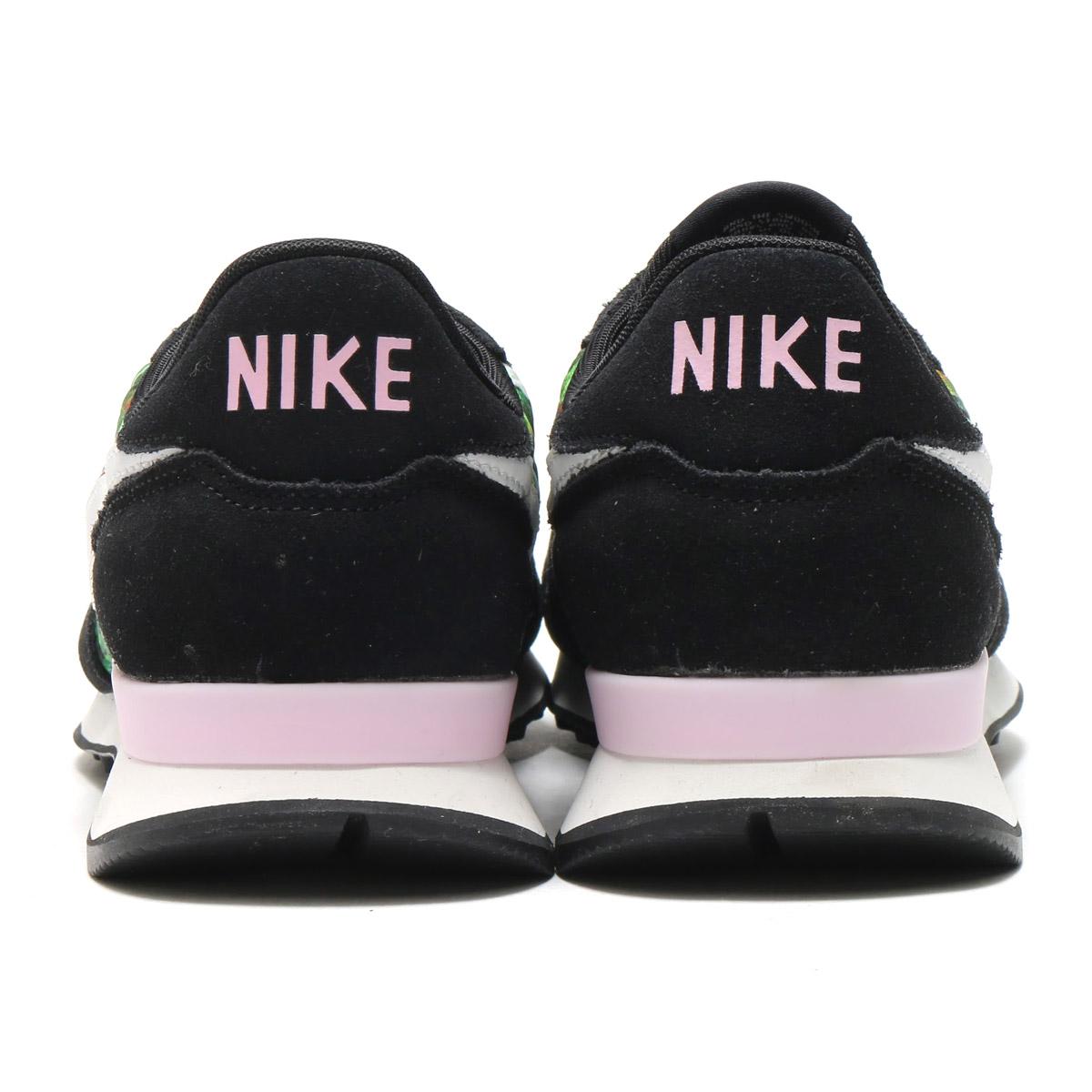 NIKE WMNS INTERNATIONALIST PRM (Nike women internationalist premium) BLACK/SUMMIT WHITE-PRISM PINK 17SU-I