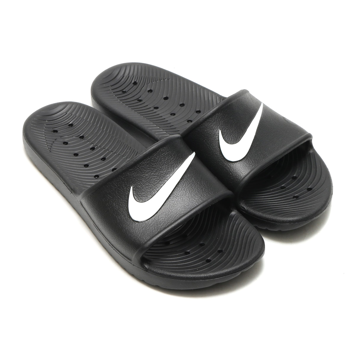 a3ea3de3e atmos pink  NIKE KAWA SHOWER (Nike kava shower) BLACK WHITE 17SU-I ...