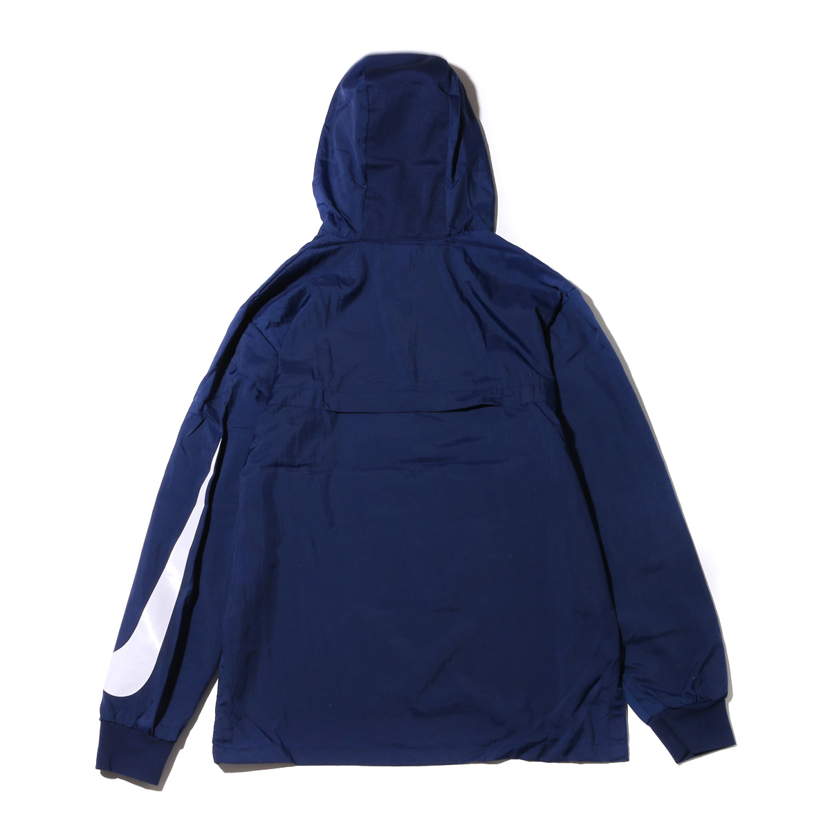 NIKE AS M NSW JKT HD WVN PKBL (나이키워분팍카브르후디쟈켓트) (BINARY BLUE/WHITE) 17 SU-I