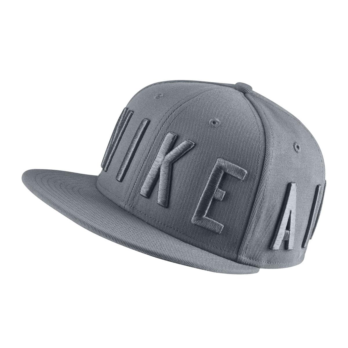 nike air cap black