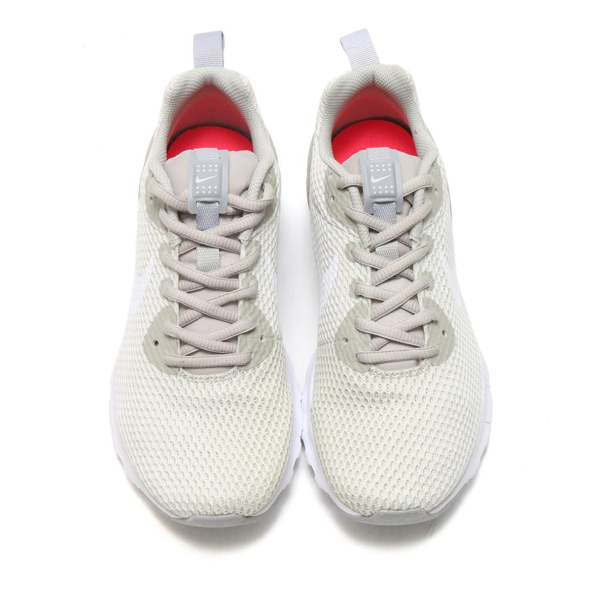 NIKE WMNS AIR MAX MOTION LW SE (Nike women Air Max motion LW SE) (PALE GREY/WHITE-WOLF GREY-RACER PINK) 17SU-I