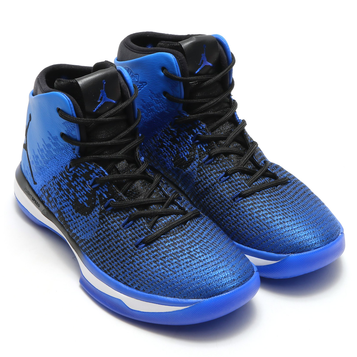 NIKE AIR JORDAN XXXI (Nike Air Jordan XXXI) BLACK/GAME ROYAL-WHITE 17SU-S