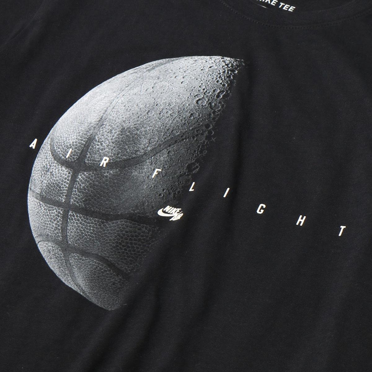 NIKE AS M NK AIR TEE 2 (Nike air T-shirt 2) (BLACK/BLACK) 17SU-I